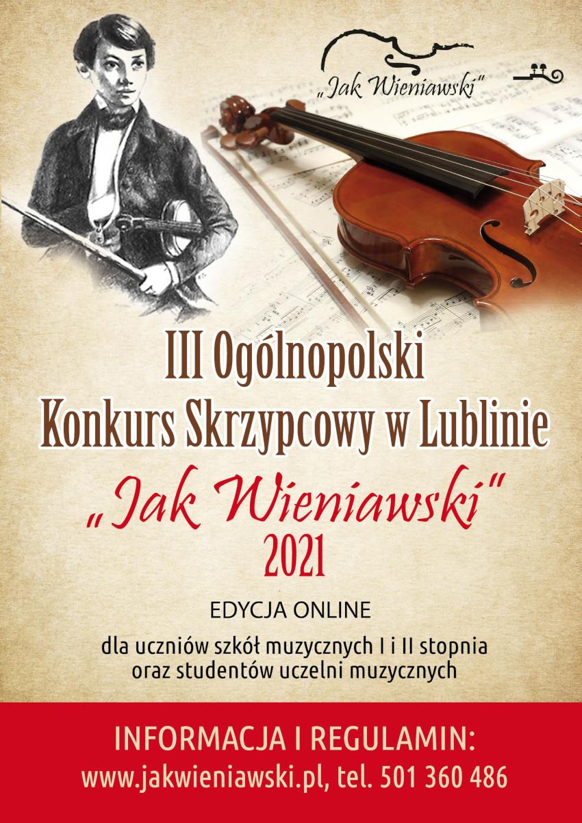 Konkurs skrzypcowy online